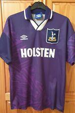 Umbro 1994-95 Tottenham Hotspur Away Football Shirt Soccer Jersey Mens L Large