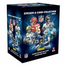 2021 Panini NFL Football Sticker Collection Trading Cards - Box of 50 Packs
