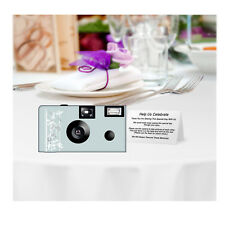 5 pack Elegance of Romance Disposable Cameras, beach wedding (F50411-C)