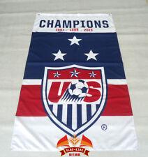 Team USA Soccer Flag