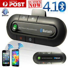 BLUETOOTH In-Car Hands Free Speakerphone Wireless Kit as Jabra iPhone S8 S9