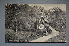 R&L Postcard: Abbey Lodge Hatland Devon, Headon 1920s