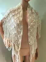 Handmade Shawl -   Preloved - Beautiful