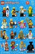 LEGO Figurine Minifigure Serie 17 - 71018 - Au choix - 100% Lego