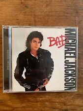 Michael Jackson Bad Special Edition CD 3 Bonus Tracks 2001 Sony