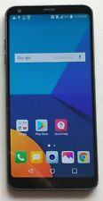 LG G6 - H872 - T-Mobile - Astro Black - 4 out of 5 Stars -VERY GOOD, Minor Issue