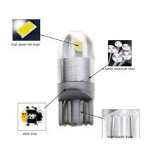 10Pcs W5W Lights T10 Car 3030 SMD LED  Bulbs Canbus Wedge Interior Error Free