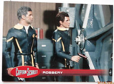 CAPTAIN SCARLET - Card #12, Robbery - Unstoppable 2015