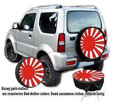Japon Kriegsflagge Voiture Suzuki Jimny Premium Les housses de pneus Enjoliveur