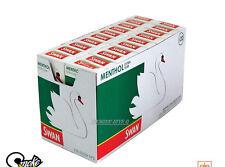 Swan Menthol Extra Slim Cigarette Filtre Pointes Cher sur Ebay Même Jour