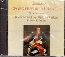 Handel: Sonate Per Flauto / Berthold e Wieland Kuijken, Robert Kohnen - CD