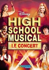 High School Musical : le concert DVD NEUF SOUS BLISTER