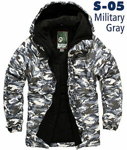 Mens SOUTH PLAY Good Quality Ski Snowboard Jacket Jumper Parka Coat Blazer Tops