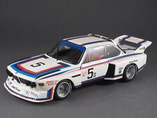 1/18 Minichamps BMW 3.5 CSL #5 Gruppe 5 - Miller/Cowart - 6h Watkins Glen 1979