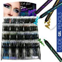 L.A. Girl Glide Gel Eyeliner Bold & Intense & Long Lasting (Made in Germany)