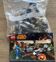 Retired LEGO Star Wars Battle on Saleucami (75037) - with Instructions, no box