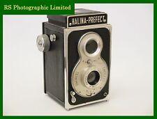 Halina Perfect 6x6 Twin Lens 120 Roll Film Camera. Stock No u7584