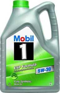 Huile Mobil 1 ESP Formula 5W30 5L (bidon)