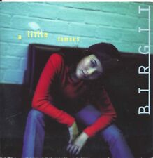 Birgit -  A Little Famous   cd single in cardboard (Schuurman)