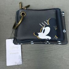 Loungefly Disney Mickey Mouse Spooked Coin Purses - BoxLunch Exclusive *New*