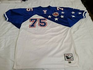 Mitchell Ness M&N Browns Pro Bowl Lomas Brown Authentic Jersey sz 54 2XL XXL nwt