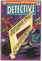 Detective Comics 351 DC 1966 VG Batman Robin Cluemaster Carmine Infantino