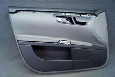 Original Mercedes S-Klasse W221 Türverkleidung Tür vorne links Türpappe Grau /MS
