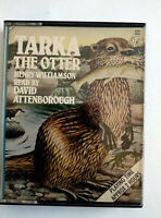 Tarka the otter-Henry Williamson  Audio book on Cassette