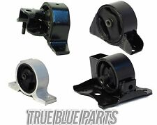 Super Auto Engine Motor Mount Kit for Nissan 2000-2006 Sentra 1.8L A/Trans