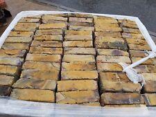 Yellow Stock Reclaimed Bricks
