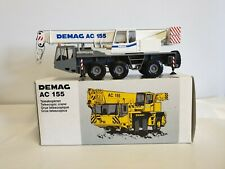 Conrad #2086 - Demag AC155 Telescopic Crane - W.Germany 1:50