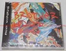N.flying BROTHERHOOD First Limited Edition CD DVD Japan FNCD-10005 4589907330268