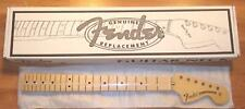 "Fender® Classic Series '70s Strat 1 Piece Maple Neck~""U""~3 Bolt~Bullet~Brand New"