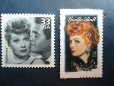 LUCILLE BALL U.S. STAMPS