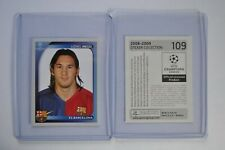 PANINI UEFA CHAMPIONS LEAGUE 2008-2009 LIONEL MESSI # 109