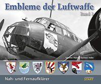Urbanke: EMBLEME DER LUFTWAFFE Bd. 1 Nah- und Fernaufklärer (Junkers Ju 88) NEU