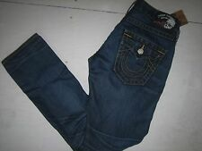 True Religion Jeans Womens CAMERON GOLD FASHION VINTAGE Boyfriend Size 24 $229-