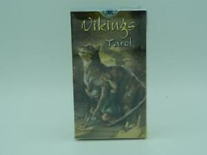 Vikings Tarot Cards/Tarot Deck/78 cards with instructions/Divination/Norse myth
