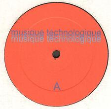 UNKNOWN ARTIST - Musique Technologique