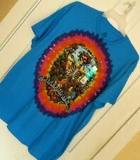 Mens GRATEFUL DEAD t shirt tee size 3XL 100% cotton blUE