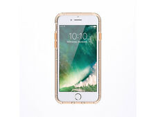 Griffin Survivor Case for iPhone 7 6s 6 Gold White Clear