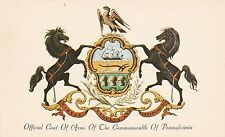 LAM (O) - Commonwealth of PA - Official Coat of Arms