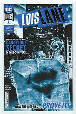 DC Comics 2019 SDCC Lois Lane # 1 Retailer Variant NM UNREAD
