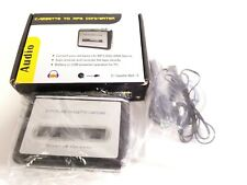 NEW Tape to PC USB Cassette MP3 CD File Converter