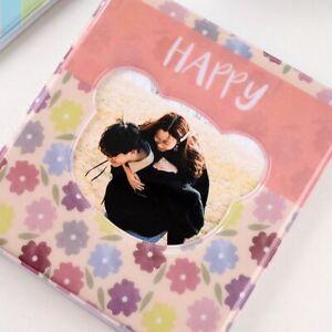 Case 3 inch Album Photocard Holder Binder Binder Kpop Photo Album Photo Album