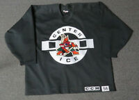 Used Black Phoenix Coyotes CCM Center Ice Practice Hockey Jersey MeiGray 56