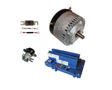 Motor Controller Combo Alltrax SR72300, Motenergy ME0709 & SW180 Solenoid