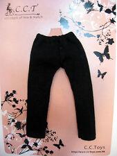 C.C.T. Yo SD Super Dollfie BJD outfit Tight Pants Black