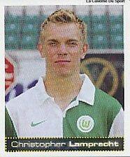 N°484 LAMPRECHT # VfL.WOLFSBURG STICKER PANINI BUNDESLIGA FUSSBALL 2008