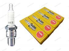 QTY 4PCS NGK Spark Plug B8ES 2411 Fits Kawasaki KX250 2003-2004